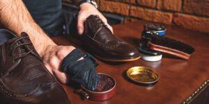 Laat de schoen(maker) stralen!